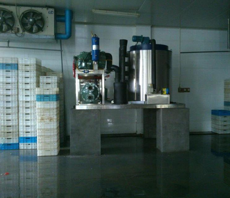 10 tons flake ice machine