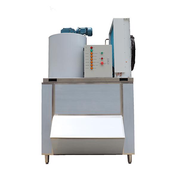 Food flake ice machine